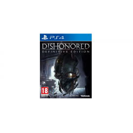 Игра PS4 SONY DISHONORED DEFINITIVE EDITION