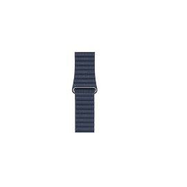 Каишка APPLE Watch Diver Leather 44 Blue