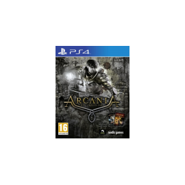 Игра SONY PLAYSTATION 4 ARCANIA: THE COMPLETE TALE