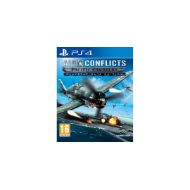 Игра SONY PLAYSTATION 4 AIR CONFLICTS: PACIFIC CARRIERS