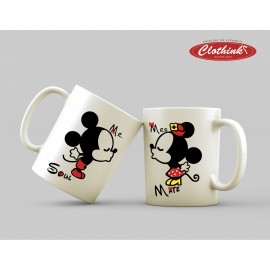 Чаши за влюбени - Mickey and Minnie Mouse
